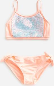 Pomarańczowy strój kąpielowy Reserved