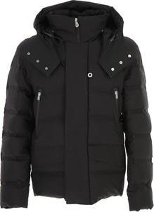 Czarna kurtka Peuterey w stylu casual