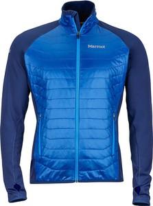 Niebieska kurtka Marmot z plaru