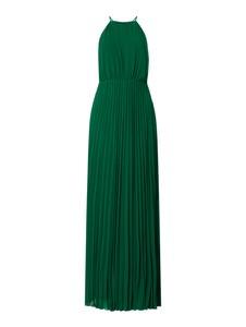 Zielona sukienka Jake*s Cocktail bez rękawów z szyfonu