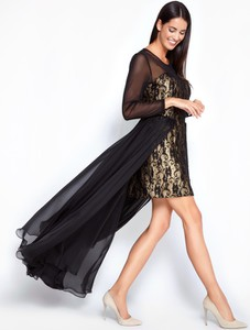 Sukienka Molton gorsetowa