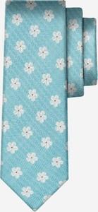 Miętowy krawat Lambert