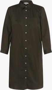 Sukienka Marie Lund z długim rękawem koszulowa mini