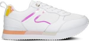 Buty sportowe Tommy Hilfiger ze skóry w sportowym stylu