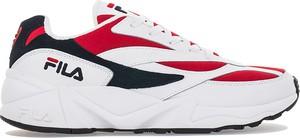 Buty sportowe Fila sznurowane w młodzieżowym stylu