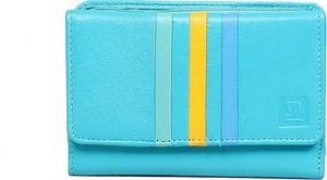 Niebieski portfel Slontorbalski