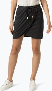 Granatowa spódnica Ragwear w stylu casual mini