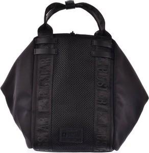 Czarna torebka Big Star duża na ramię