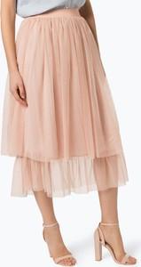 Różowa spódnica Marie Lund z tiulu