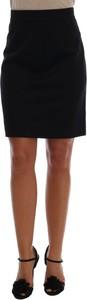 Spódnica Dolce & Gabbana z jedwabiu mini