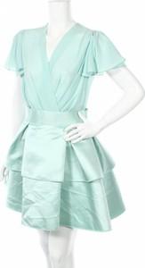 Sukienka Elisabetta Franchi rozkloszowana mini