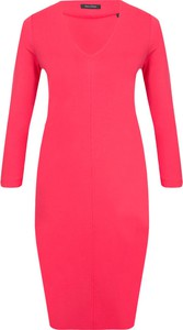 Sukienka Marc O'Polo z długim rękawem mini w stylu casual