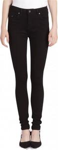 Czarne jeansy Kaporal w stylu casual