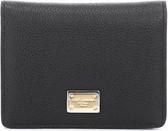 Czarny portfel Dolce & Gabbana