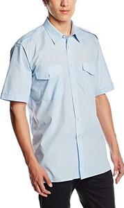 Błękitna koszula Premier Workwear