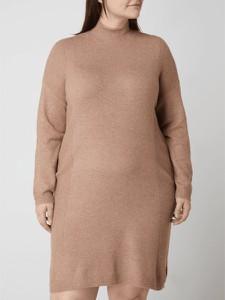 Sukienka Only w stylu casual z okrągłym dekoltem mini