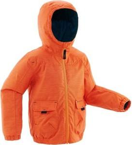Pomarańczowa kurtka dziecięca Quechua