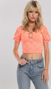 Top Renee w stylu casual