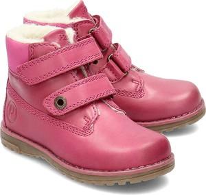 Buty dziecięce zimowe Primigi z wełny