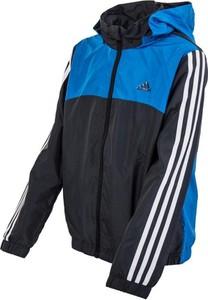 Bluza dziecięca Adidas Performance w paseczki