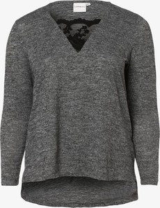 Sweter Junarose w stylu casual