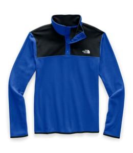 Bluza The North Face ze skóry ekologicznej