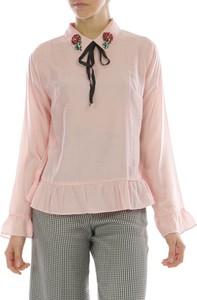 Bluzka Ella Paris z okrągłym dekoltem