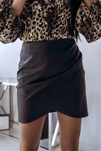 Spódnica VARLESCA mini w rockowym stylu