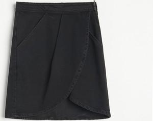 Spódnica Reserved z jeansu w stylu casual mini