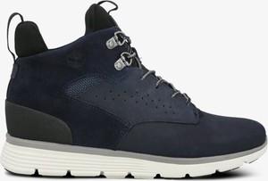 Sneakersy Timberland w sportowym stylu