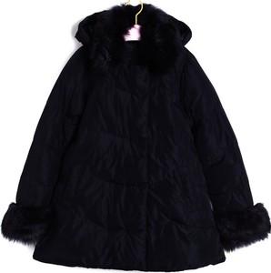 Czarna kurtka dziecięca born2be