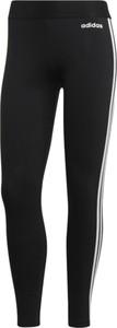 Legginsy Adidas w sportowym stylu z bawełny