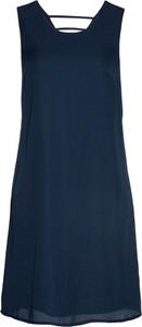 Niebieska sukienka bonprix bpc selection