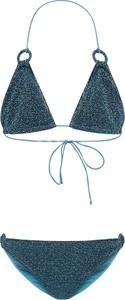 Granatowy strój kąpielowy Oseree
