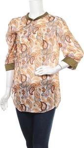 Bluzka Nitya w stylu casual z długim rękawem