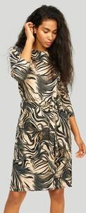 Sukienka Greenpoint mini z długim rękawem