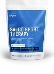 Regenerująca kąpiel solankowa dla sportowców SALCO SPORT THERAPY - 1 kg