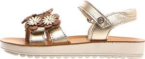 Buty dziecięce letnie Naturino ze skóry