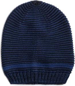Granatowa czapka Gino Rossi