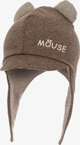 Brązowa czapka Iltom