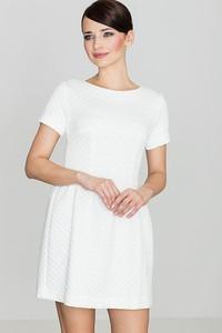 Sukienka sukienki.pl mini z krótkim rękawem