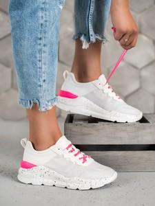 Sneakersy Czasnabuty z płaską podeszwą sznurowane