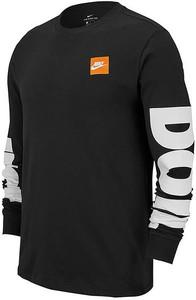 Koszulka z długim rękawem Nike z długim rękawem w młodzieżowym stylu