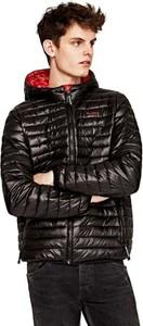 Czarna kurtka Pepe Jeans w stylu casual
