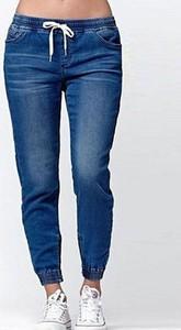 Niebieskie jeansy Arilook w stylu casual