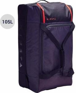 Granatowa torba podróżna Kipsta