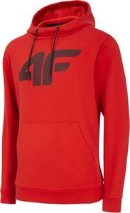 Bluza 4F z bawełny z nadrukiem