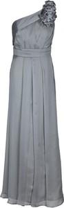 Sukienka Fokus midi z przeźroczystą kieszenią