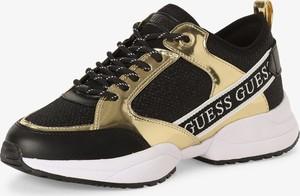 Sneakersy Guess Jeans z nadrukiem