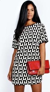 81371b9069 sukienki garsonki xxl - stylowo i modnie z Allani